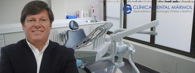 Dr. Pablo Mármol, especialista en implantes dentales